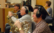 Brian O'Connor (Lead), David Duke, Rick Todd and Kristy Morrell play French horn on <i>Starship Dave</i>