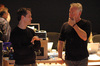 Director Brian Robbins discusses the music with John Debney