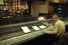 Score recording mixer Armin Steiner