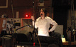 Jon Brion laughs at a musical moment