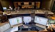 The control room at Warner Bros.