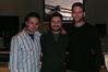 Composer Elik Alvarez, engineer Juan Cammarano, composer Freddy Sheinfeld