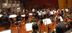 The Hollywood Studio Symphony performs at the ASCAP Film Scoring Workshop