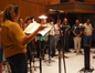 Eyvonne Williams (vocal contractor), Beth Andersen (hidden), Aleta Braxton, Edie Lehman, Amy Fogerson, Amick Byram, Stephen Amerson (face blocked), Walt Harrah, Chris Gambol, and Michael Geiger sing on <i>Assassin's Creed II</i>