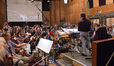 The Hollywood Studio Symphony performs on James Horner's score to <i>Avatar</i>