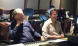 Composer Bruce Broughton and score co-producer Robert Wackerman