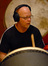 MB Gordy on taiko drums