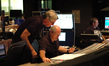 Composer Alan Silvestri and scoring mixer Dennis Sands