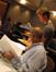Supervising music editor Jim Weidman and orchestrator Kaz Boyle