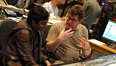 Composer A.R. Rahman and scoring mixer Alan Meyerson