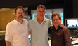 Director Stephen Sommers, composer Alan Silvestri and editor/producer Bob Ducsay