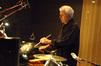 Percussionist Danny Grecko