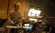 Ralph Humphries on drums