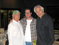 Sid and Marty Krofft with composer Michael Giacchino