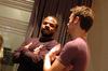 Director F. Gary Gray talks with composer Brian Tyler