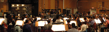 The Hollywood Studio Symphony performs on <i>The Proposal</i>