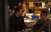 Director Miguel Sapochnik talks with composer Marco Beltrami