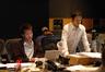 Sound & Music Director Tetsuya Shibata and scoring producer Tommy Kikuchi