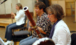 Woodwinds: Heather Clark, Stuart Clark, and Rose Corigan