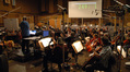 Tim Simonec conducts on <i>Star Trek</i>