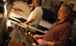 Percussionist Steve Schaeffer