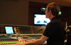 Scoring mixer Greg Townley