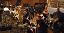 Trumpets: Rick Baptist, Malcolm McNab, Jon Lewis / Trombones: Alex Iles, Charlie Loper, Steve Holtman, Bill Booth, Alan Kaplan, Phil Teele / Tuba & Cimbasso: Doug Tornquist (out of picture)