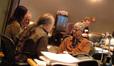 Orchestra contractor Gina Zimmitti, music copyist Ron Vermillion, orchestrators Edgardo Simone and Steve Bartek, and arranger Thomas Lindgren