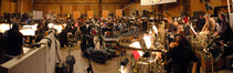 Pete Anthony conducts the Hollywood Studio Symphony performing on Danny Elfman's score to <i>Alice in Wonderland</i>