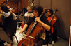 Suzie Katayama and the cello section