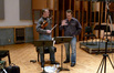 Violin soloist Martin Chalifour talks with composer Garry Schyman