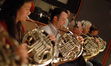 Jenny Kim, Justin Hageman, David Duke, Joe Meyer, and Rick Todd on French Horn