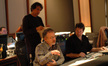 Orchestrator Jeff Atmajian, composer Marc Shaiman and scoring mixer Frank Wolf