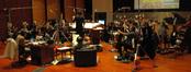 The Hollywood Studio Symphony plays on <i>Flipped</i>