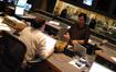 Director Dennis Dugan and composer Rupert Gregson-Williams discuss a cue