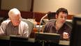 Mentor James Hopkins and orchestrator Brandon Roberts