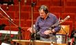Allan Wilson talking to composer Frederik Wiedmann through Source Connect