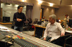 Composer Steve Jablonsky talks with scoring mixer Jeff Biggers