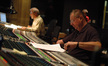 Orchestrator Brad Dechter and scoring mixer Shawn Murphy
