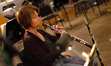 Oboe player Leslie Reed