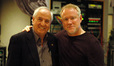 Director Garry Marshall and composer John Debney