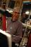 Clarinet player Gary Bovyer