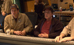 Composer Michael Giacchino and director Brad Bird