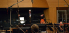 Orchestrator/conductor Tim Simonec conducts in full costume on Halloween