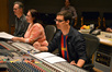Orchestrators Larry Rench, Penka Kouneva, and scoring mixer Justin Moshkevich