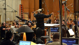 Tim Simonec conducts <i>Super 8</i>