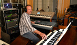 Mark LeVang on Hammond B3 and Synthesizers