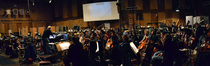 The Hollywood Studio Symphony performs on <i>Tornado Alley</i>