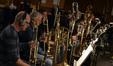 Tenor Trombones: Alex Iles, Charlie Loper (Lead), Steve Holtman / Bass Trombones: Bill Reichenbach, Phil Teele / Tuba & Cimbasso: Doug Tornquist (Lead), James Self