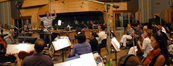 The Hollywood Studio Symphony performs on <i>Your Highness</i>
